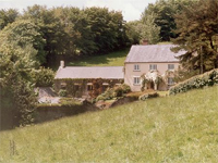Cuthorne country farmhouse bed and breakfast accommodation, Exmoor