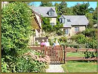 Little Quarme holiday cottage accommodation in Wheddon Cross, Exmoor National Park, UK