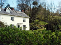 North Wheddon Farm bed and breakfast and holiday cottage